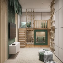 Trendy Kids Playroom Design Ideas To Try This Year15