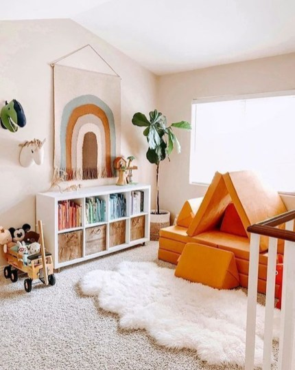 Trendy Kids Playroom Design Ideas To Try This Year21