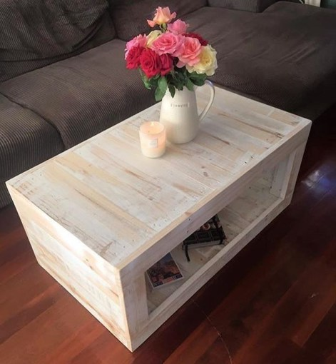 Unordinary Wooden Pallet Furniture Ideas That Is Easy For You To Make03