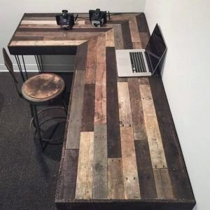 Unordinary Wooden Pallet Furniture Ideas That Is Easy For You To Make06