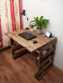 Unordinary Wooden Pallet Furniture Ideas That Is Easy For You To Make16
