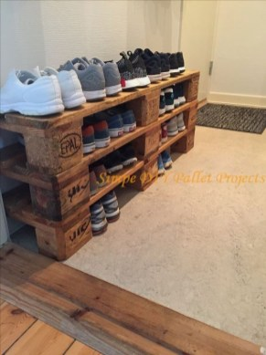 Unordinary Wooden Pallet Furniture Ideas That Is Easy For You To Make30