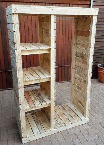 Unordinary Wooden Pallet Furniture Ideas That Is Easy For You To Make34