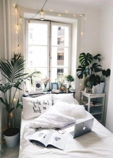 Unusual Small Bedroom Design Ideas For A Narrow Space18