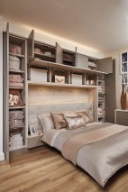 Unusual Small Bedroom Design Ideas For A Narrow Space29