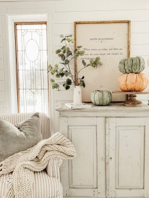 Affordable Fall Home Design Ideas On Budget 05