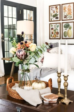 Affordable Fall Home Design Ideas On Budget 15