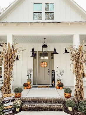 Affordable Fall Home Design Ideas On Budget 16