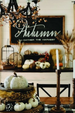 Affordable Fall Home Design Ideas On Budget 25