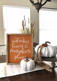 Affordable Fall Home Design Ideas On Budget 31