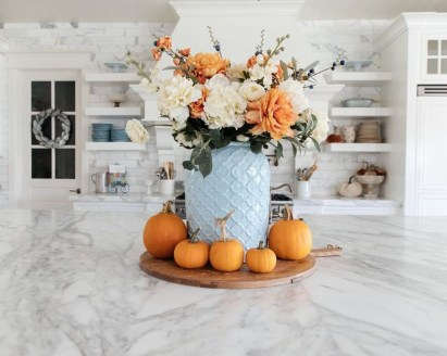 Affordable Fall Home Design Ideas On Budget 35