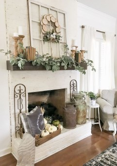 Amazing Diy Fall Farmhouse Decorating Ideas That You Need To Try 08