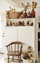 Amazing Diy Fall Farmhouse Decorating Ideas That You Need To Try 27