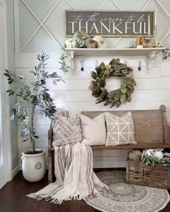 Amazing Diy Fall Farmhouse Decorating Ideas That You Need To Try 31