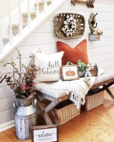 Amazing Diy Fall Farmhouse Decorating Ideas That You Need To Try 41