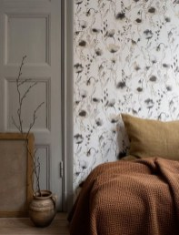 Best Bedroom Wallpaper Decor Ideas That Suitable For Your Family 07