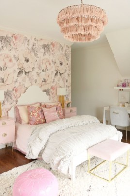 Best Bedroom Wallpaper Decor Ideas That Suitable For Your Family 19