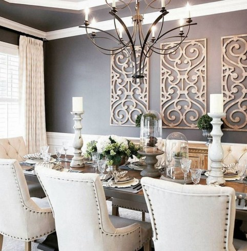 Elegant Dining Room Design Ideas That Will Amaze You 11