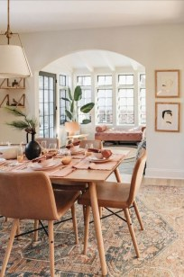 Elegant Dining Room Design Ideas That Will Amaze You 22
