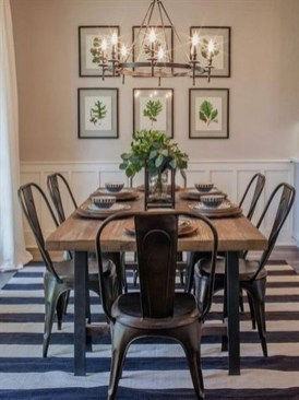 Elegant Dining Room Design Ideas That Will Amaze You 39