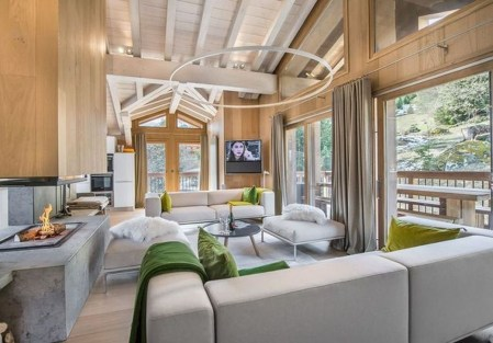 Impressive Spacious Chalet Design Ideas With Warm And Cosy Ambience 26