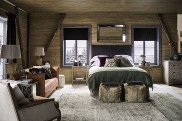 Impressive Spacious Chalet Design Ideas With Warm And Cosy Ambience 36