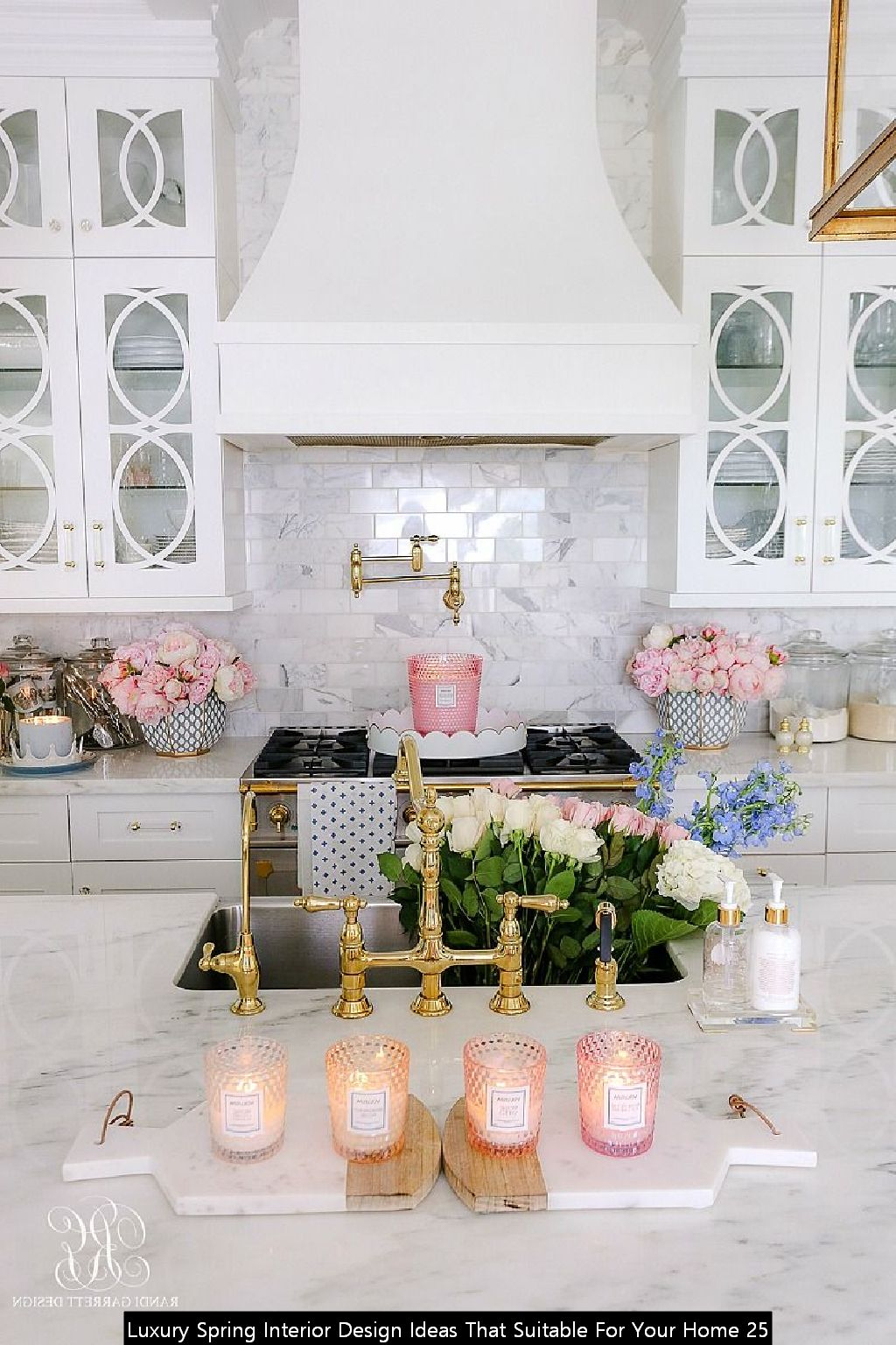Luxury Spring Interior Design Ideas That Suitable For Your Home 25