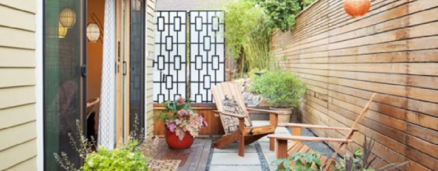 Modern Tiny Backyard Landscaping Design Ideas That Looks So Amazing 21