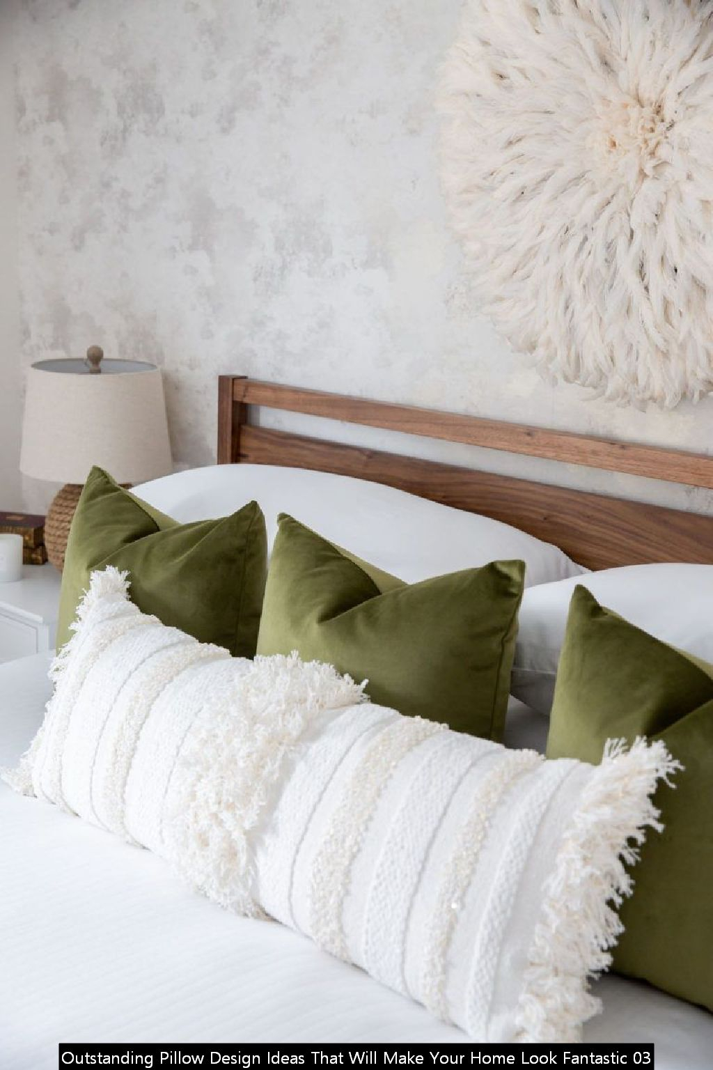 Outstanding Pillow Design Ideas That Will Make Your Home Look Fantastic 03