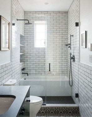 Relaxing Bathroom Remodel Design Ideas On A Budget That Will Inspire You 26