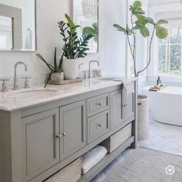 Relaxing Bathroom Remodel Design Ideas On A Budget That Will Inspire You 38