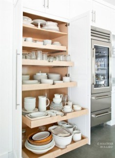 Simple Kitchen Storage Design Ideas That You Want To Try 01
