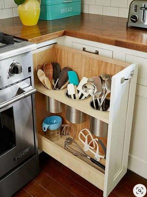 Simple Kitchen Storage Design Ideas That You Want To Try 17