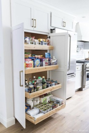 Simple Kitchen Storage Design Ideas That You Want To Try 27