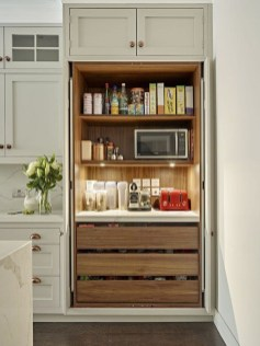 Simple Kitchen Storage Design Ideas That You Want To Try 37