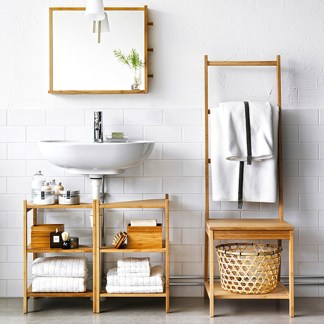 Smart Space Saving Bathroom Solutions Ideas That You Need To Copy 06