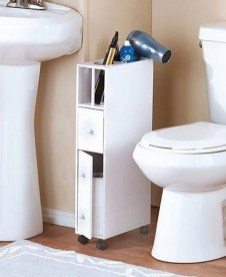 Smart Space Saving Bathroom Solutions Ideas That You Need To Copy 23
