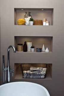 Smart Space Saving Bathroom Solutions Ideas That You Need To Copy 43
