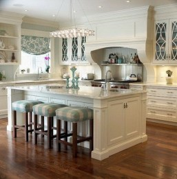 Top White Kitchen Cabinetry Design Ideas That Looks More Modern 03