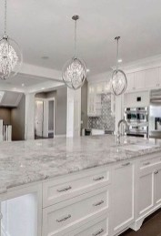 Top White Kitchen Cabinetry Design Ideas That Looks More Modern 20