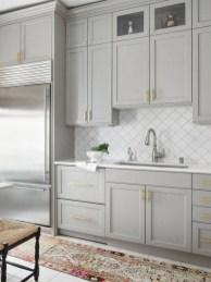 Top White Kitchen Cabinetry Design Ideas That Looks More Modern 22