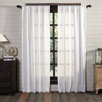 Wonderful Farmhouse Curtains Decor Ideas For Living Room To Try Asap 12