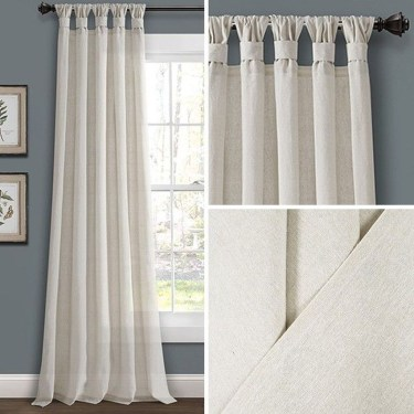 Wonderful Farmhouse Curtains Decor Ideas For Living Room To Try Asap 39