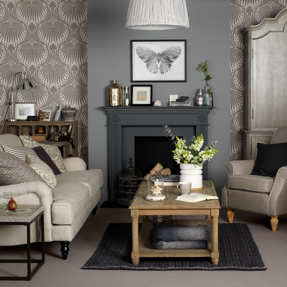 10 Small Living Room With Chimney Breast Inspirations Cluedecor