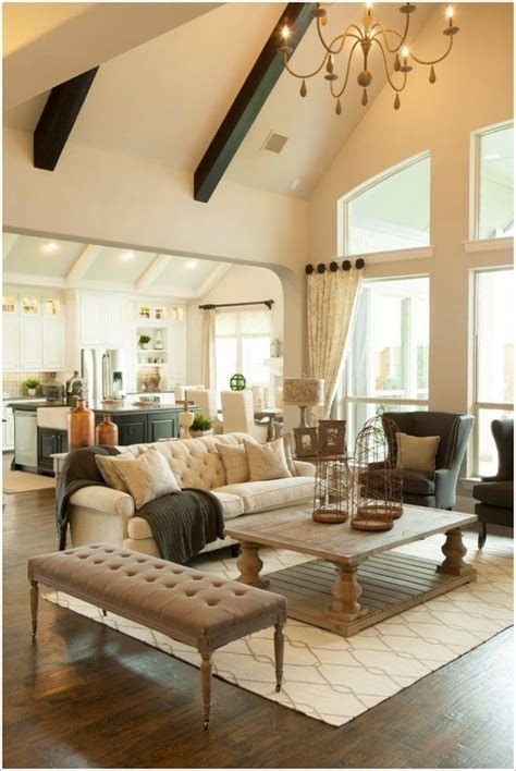 Amazing Small Living Room With Vaulted Ceiling 16