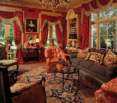 Best Ideas For Traditional Living Rooms With Oriental Rugs 07