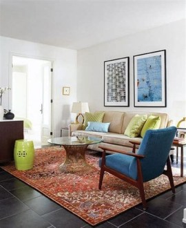 Best Ideas For Traditional Living Rooms With Oriental Rugs 11