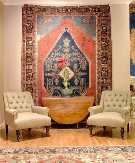 Best Ideas For Traditional Living Rooms With Oriental Rugs 14