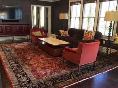 Best Ideas For Traditional Living Rooms With Oriental Rugs 23