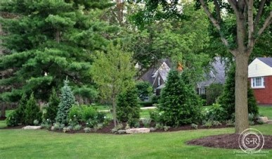 Brilliant Front Yard Corner Lot Landscaping Ideas 08